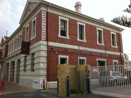 Old Fire Station Backpackers Fremantle: OFS