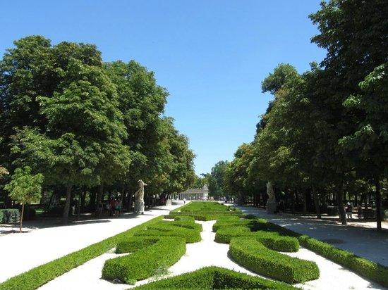 Parc du Retiro : Парк Буэн-Ретиро
