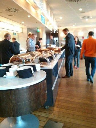 Scandic Simonkentta: really good breakfast