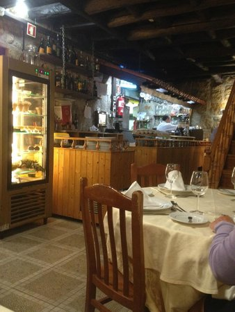 Restaurante Avo Maria: Interno