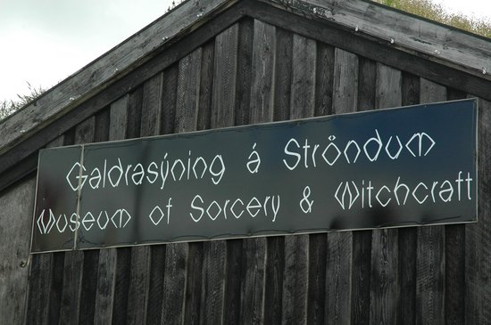 Museum of Icelandic Sorcery & Witchcraft: Museum of Sorcery and Witchcraft