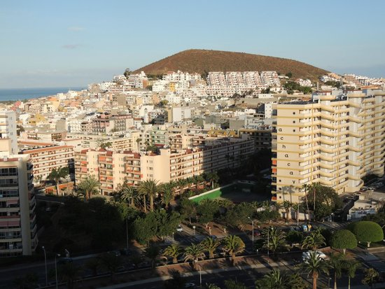 TRYP Tenerife: View from room