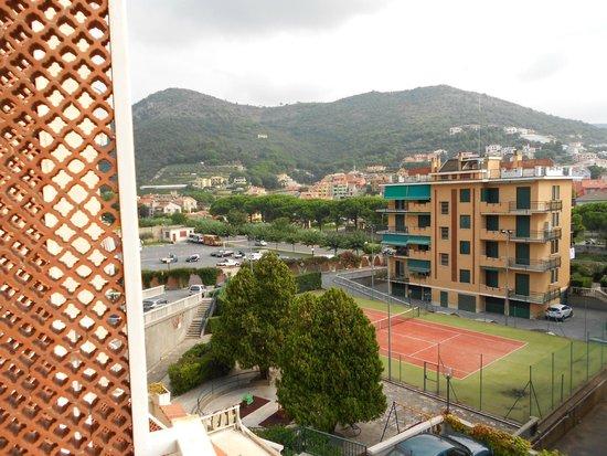 Hotel Paco: Vista dalla camera