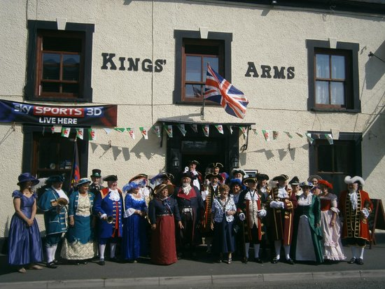 ‪Kings' Arms‬