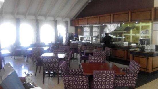 Mercure Johannesburg Randburg : Bar area