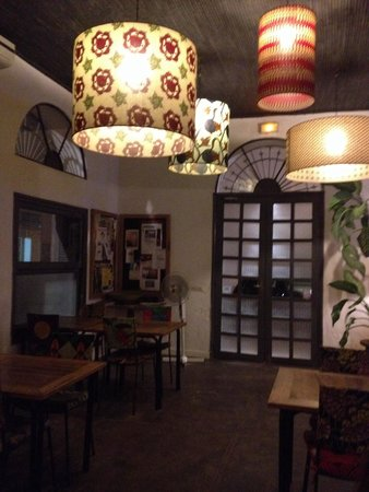 Siki Hotel: Dining area