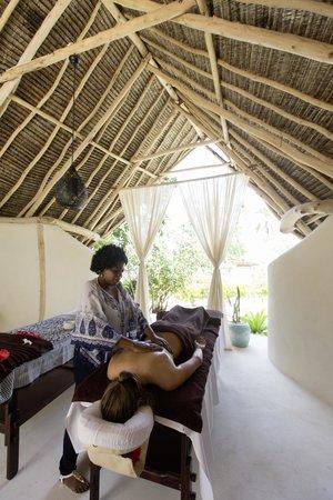 Zanzibar White Sand Luxury Villas & Spa (Relais & Chateaux): Indulge in a Spa treatment