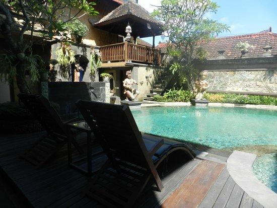 Kunang-Kunang Guesthouse: piscine