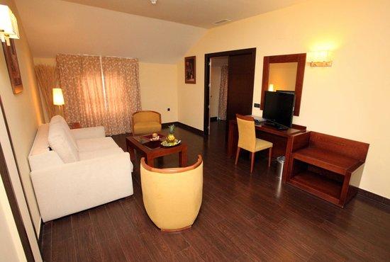 Hotel Hidalgo: Baño Habitación Doble