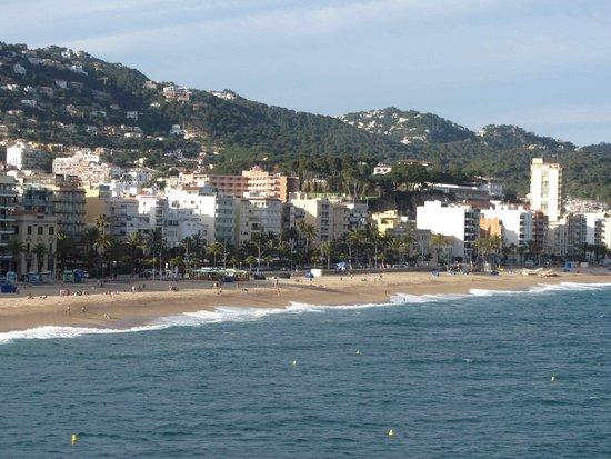Lloret Beach: Пляж Ллорет