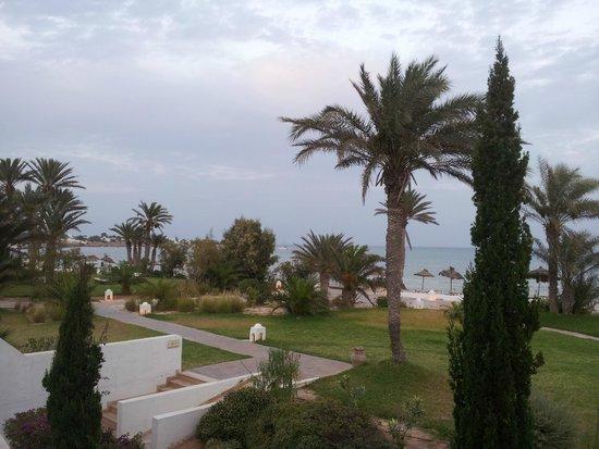 Club Med Djerba la Douce: Vue de la chambre Calypso Beach