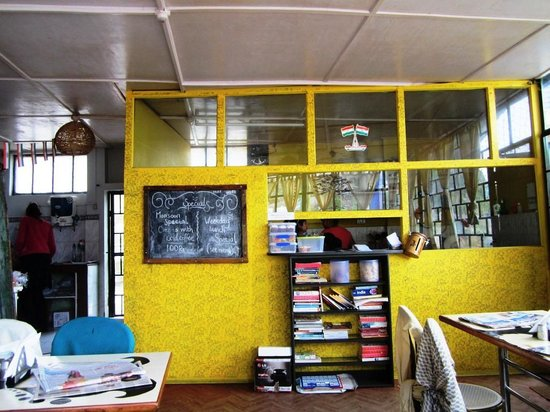 Chhaya Cafe: Relaxed atmosphere