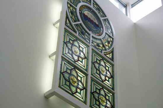 The Atkinson: Stained Glass