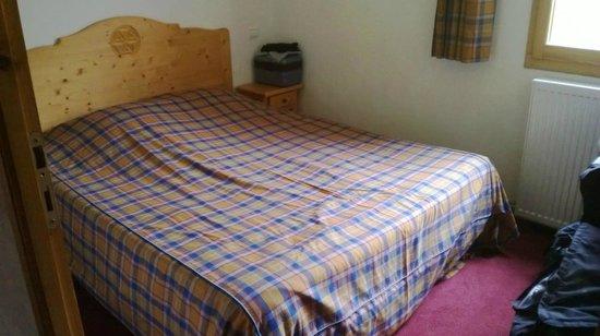 Résidence Les Chalets De L'Adonis : exemple d'une chambre