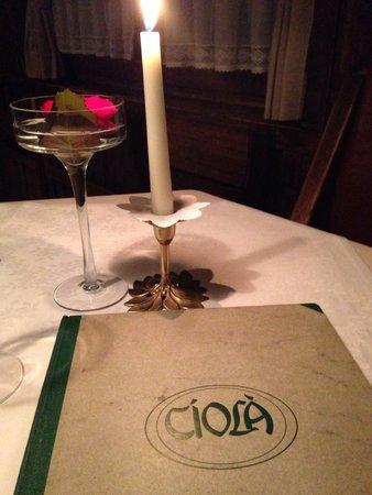 Restaurant Ciola': Amazing restaurant