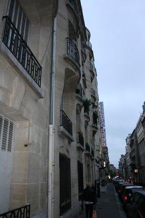 Hotel Victor Hugo Paris Kleber : Eingangsbereich des Hotels