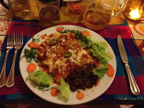 La Posada Mexicana: piccante!