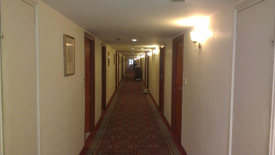 Abad Airport Hotel: passage