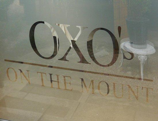 Oxo S On The Mount Restaurant