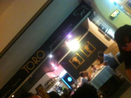 Toro Puerto Marina: Toro