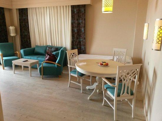 Hotel Riu Kaya Belek: living area