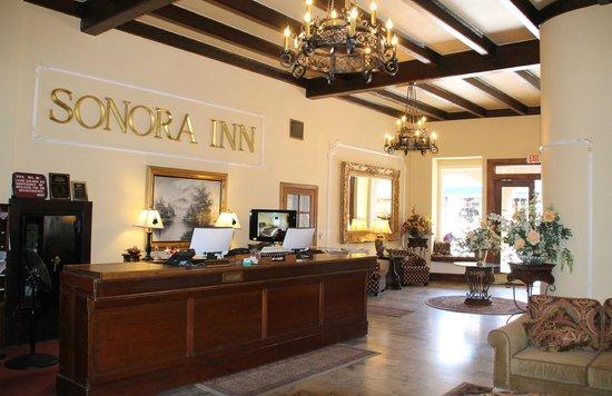 Sonora Inn: le lobby