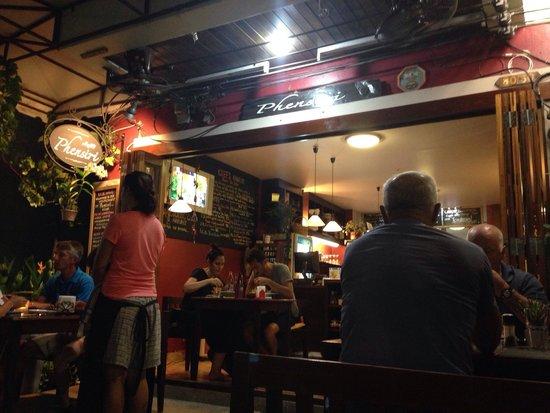 Phensiri Thai Restaurant: Eingangsbereich
