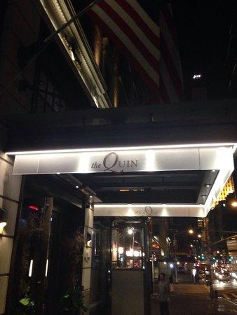 the Quin : Ingresso