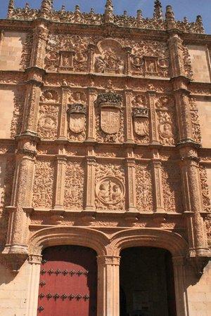 Universidad de Salamanca: Universidad Fachada