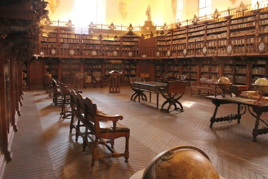 Universidad de Salamanca: Universidad Biblioteca