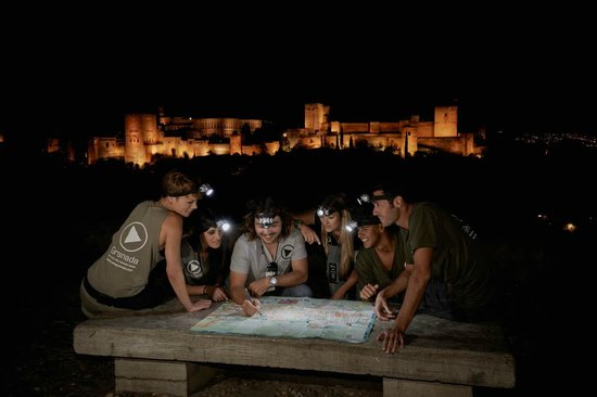 Play Granada : Night Adventure Tour Granada