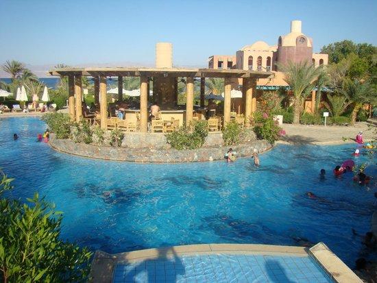 Miramar Resort Taba Heights : Basen
