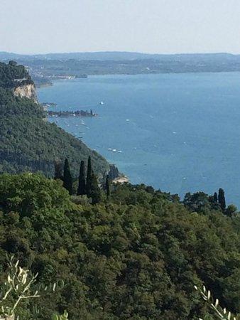 San Michele Residence: Blick nach Bardolino