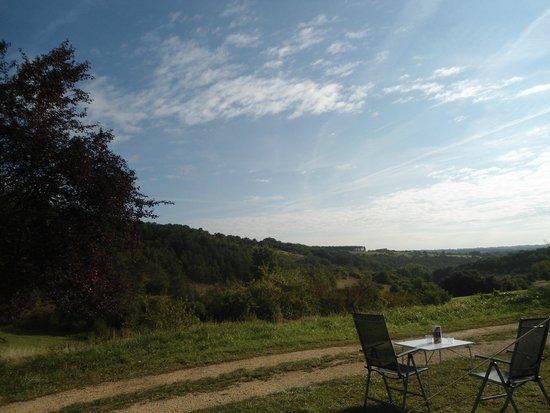 Camping Bleu Soleil : Mooiste plek van de camping!