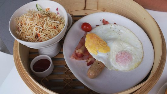 Foto Hotel: สำหรับคนที่เลือก american breakfast
