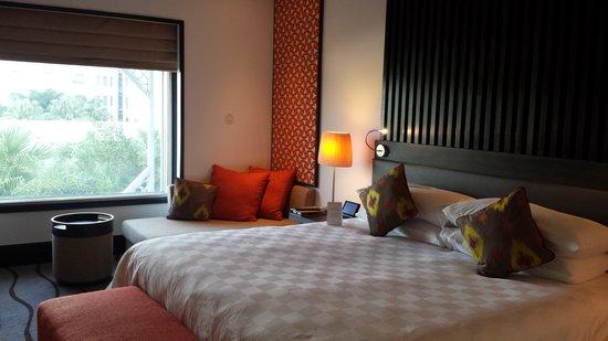 Sama-Sama Hotel KL International Airport: Deluxe Room Sama-Sama Hotel
