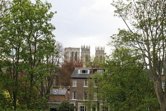 Hedley House: Heerlijk uitzicht