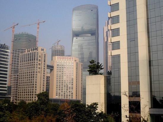 Zhujiang New Town: Северная часть New City