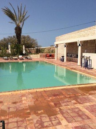 Dar Diamar: piscine