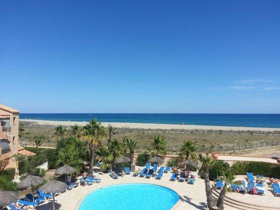 La Lagune Beach Resort and Spa : Vue mer