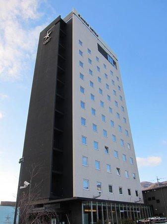 Candeo Hotels Chino: 外観