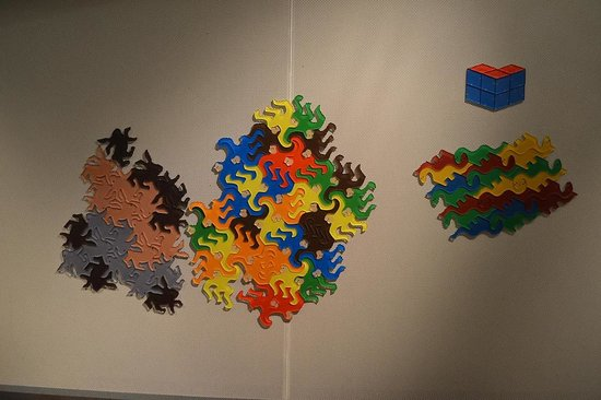 National Museum of Mathematics: Puzzles