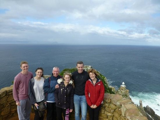 Cape Convoy: Cape Point - The Gang