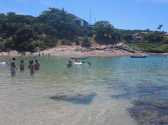 Azedinha Beach: 1