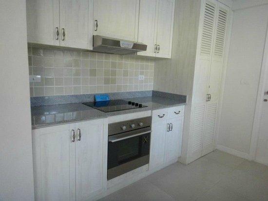 NishaVille Resort : ห้องครัว