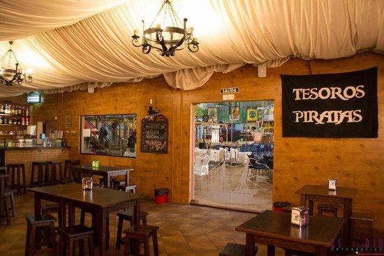 Restaurante El Galeon de los Tesoros Piratas