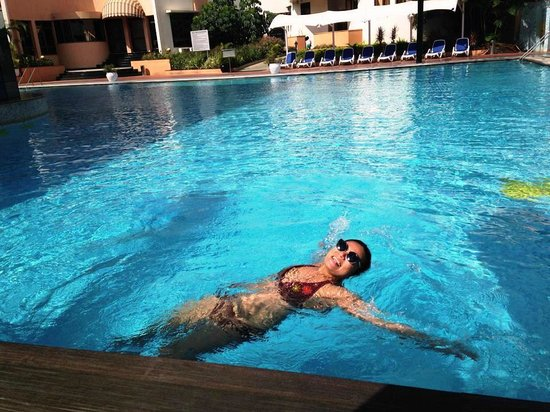Clarks Exotica Convention Resort & Spa: sunny sunday