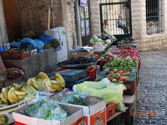 Old Market: Овощи