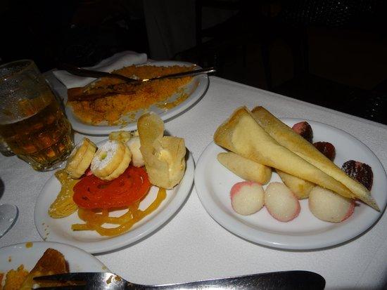 Vincci Helios Beach : repas tunisien