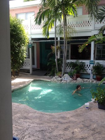 Courtney's Place : Pool